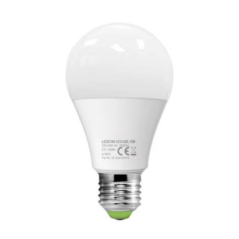 LED Żarówka LEDSTAR A65 E27/15W/230V 3000K
