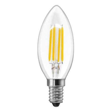 LED Żarówka LEDSTAR CLASIC E14/5W/230V 3000K