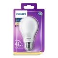 LED Żarówka Philips E27/4,5W/230V