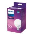 LED Żarówka Philips E27/9,5W/230V 2700K