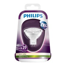 LED Żarówka Philips GU5,3/MR16/3,4W/12V