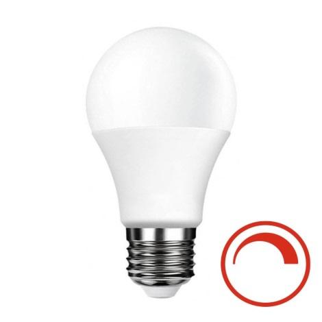 LED Żarówka ściemnialna A60 E27/9W/230V 2700K