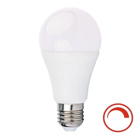 LED Żarówka ściemnialna E27/14,5W/230V 2700K