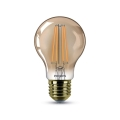 LED Żarówka ściemnialna Philips E27/7,5W/230V 2000K - VINTAGE