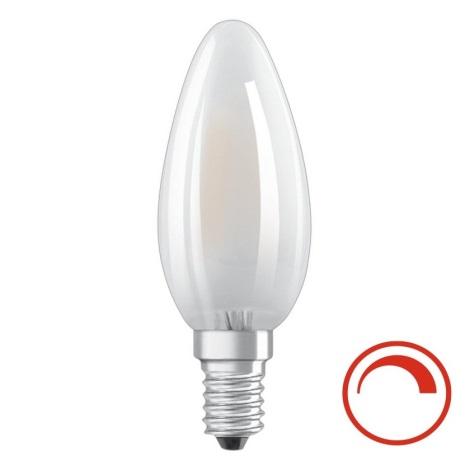 LED Żarówka ściemnialna VINTAGE E14/4W/230V