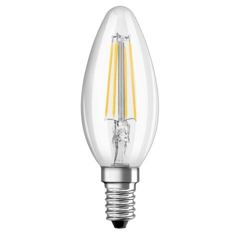 LED Żarówka VINTAGE E14/4W/230V - Osram