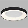 LED2 - LED Oświetlenie sufitowe BELLA LED/40W/230V 3000/4000K czarne