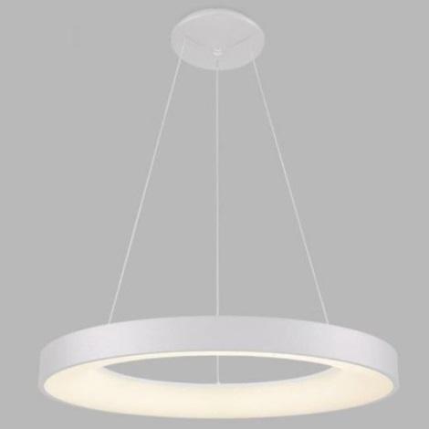 LED2 - LED Żyrandol na lince BELLA LED/50W/230V 3000/4000K biały