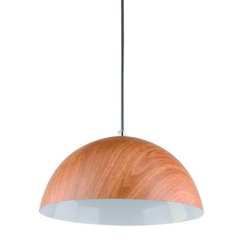 LEDKO 00372 - LED Żyrandol 1xE27/8,5W/230V