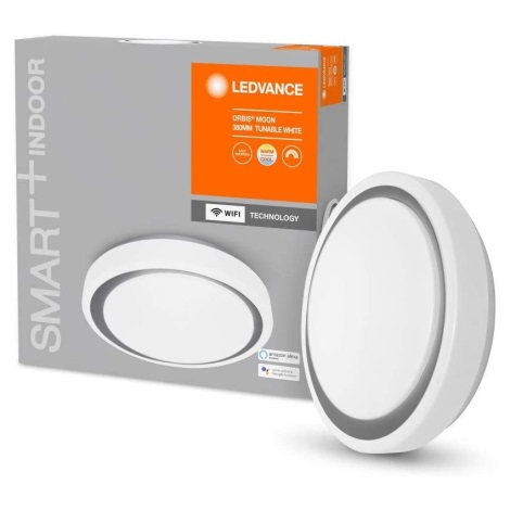 Ledvance - LED Oświetlenie ściemnialne SMART+ MOON LED/24W/230V 3000K-6500K Wi-Fi