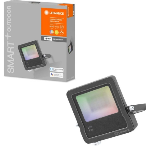 Ledvance - LED RGBW Reflektor SMART+ FLOOD LED/20W/230V IP65 Wi-Fi