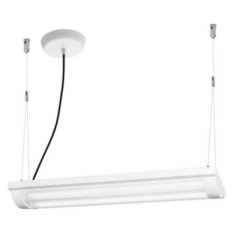 Ledvance - LED Ściemniana lampa wisząca OFFICE LINE 2xLED/12,5W/230V