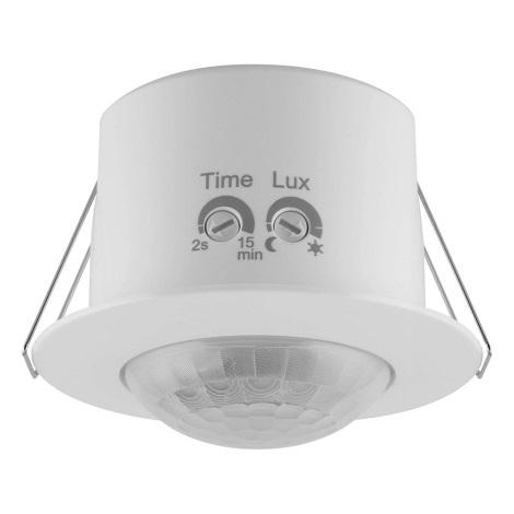 Ledvance - Wbudowany czujnik ruchu na podczerwień FLUSH 230V biały