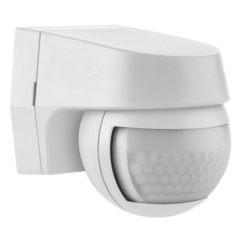 Ledvance - Zewnętrzny czujnik ruchu na podczerwień 230V IP44 biały