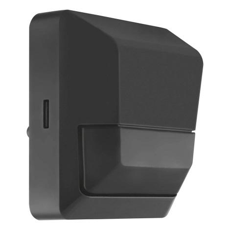 Ledvance - Zewnętrzny czujnik ruchu na podczerwień 230V IP55 szary