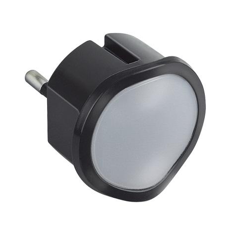 Legrand 50677 - LED Ściemnialne nocne światło do gniazdka PL9 LED/0,06W/230V