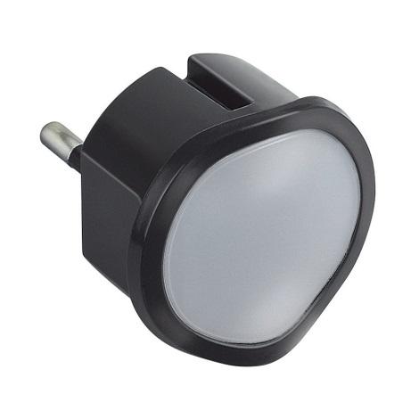 Legrand 50679 - LED Ściemnialne awaryjne oświetlanie do gniazdka PL9 LED/0,06W/230V
