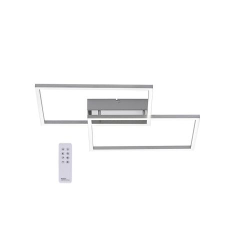 Leuchten Direkt 14018-55 - LED Ściemnialny żyrandol natynkowy IVEN 2xLED/15W/230V