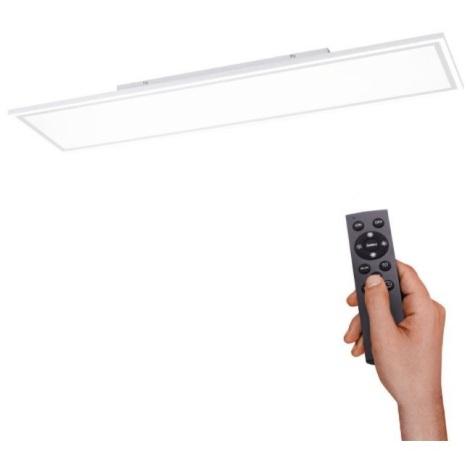 Leuchten Direkt 14852-16 - LED Ściemniane oświetlenie sufitowe EDGING LED/26W/230V + pilot