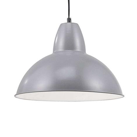 Leuchten Direkt 15116-15 - Żyrandol na lince INDUSTRIAL 1xE27/60W/230V