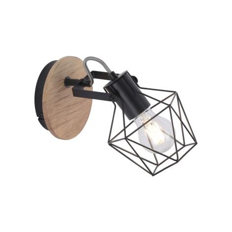 Leuchten Direkt 15671-78 - Kinkiet punktowy JARO 1xE27/60W/230V