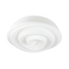 Linea Light 7656 - Plafon ROSE 2xE27/46W/230V IP40