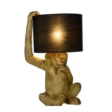 Lucide 10502/81/30 - Lampa stołowa CHIMP 1xE14/40W/230V 45cm