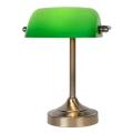 Lucide 17504/01/03 - Lampa stołowa BANKER 1xE14/ESL 11W/230V