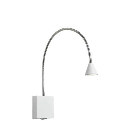 Lucide 18293/03/31 - LED Kinkiet BUDDY LED/3W/230V biały