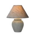 Lucide 47507/81/36 - Lampa stołowa RAMZI 1xE27/40W/230V 42cm