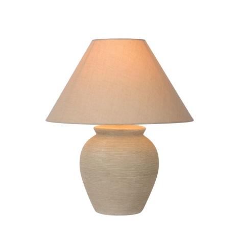 Lucide 47507/81/38 - Lampa stołowa RAMZI 1xE27/60W/230V