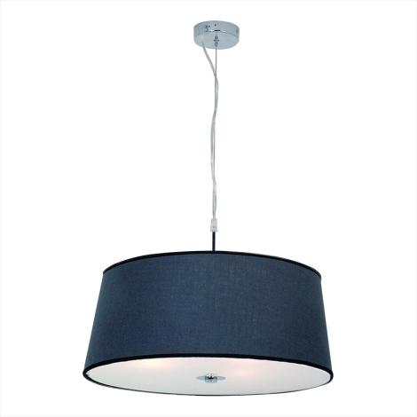 Luxera 18065 - Lampa wisząca COMBO 2xE27/60W/230V