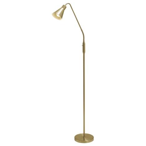 Markslöjd 100247 - Lampa podłogowa ODENSE 1xE14/40W/230V