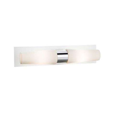 Markslöjd 107615 - Kinkiet łazienkowy BRASTAD 2xE14/40W/230V IP44