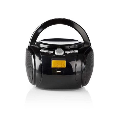 Odtwarzacz muzyki 9W/CD/FM/USB/Aux