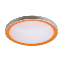 Opple BERTA 350/4000 ORANGE - Lampa sufitowa 1xGR10q/28W/230V