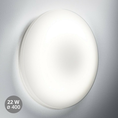 Osram - LED Zewnętrzne oświetlenie z czujnikiem SILARA LED/22W/230V IP44
