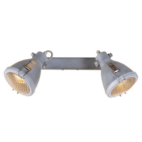 Oświetlenie punktowe CRODO 2xE14/40W/230V