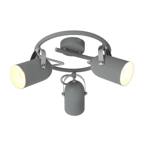 Oświetlenie punktowe GRAY 3xE14/40W/230V