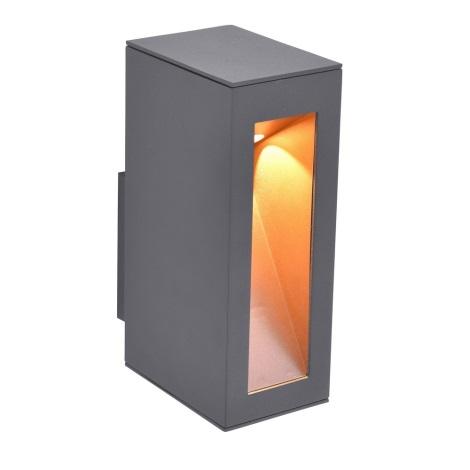 Paul Neuhaus 9693-13 - LED Kinkiet zewnętrzny JUSTIN 1xLED/7W/230V IP44