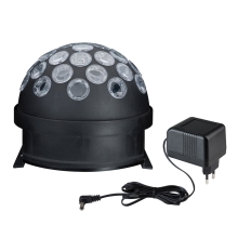 Paulmann 3297 - LED RGB disco ball LED/4W/230/12V