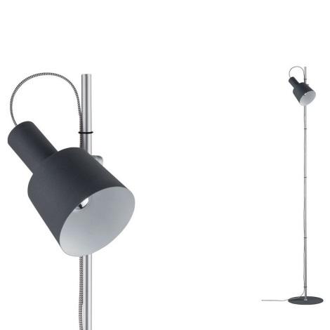 Paulmann 79692 - Lampa podłogowa HALDAR 1xE14/20W/230V
