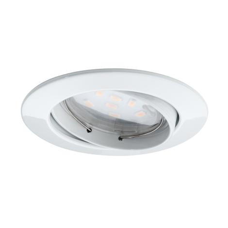 Paulmann 92764 - LED Oprawa wpuszczana łazienkowa LED/6,8W/230V