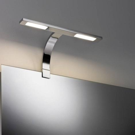 Paulmann 99381 - 2xLED/3,2W IP44 Łazienkowe oświetlenie lustra GALERIA 230V