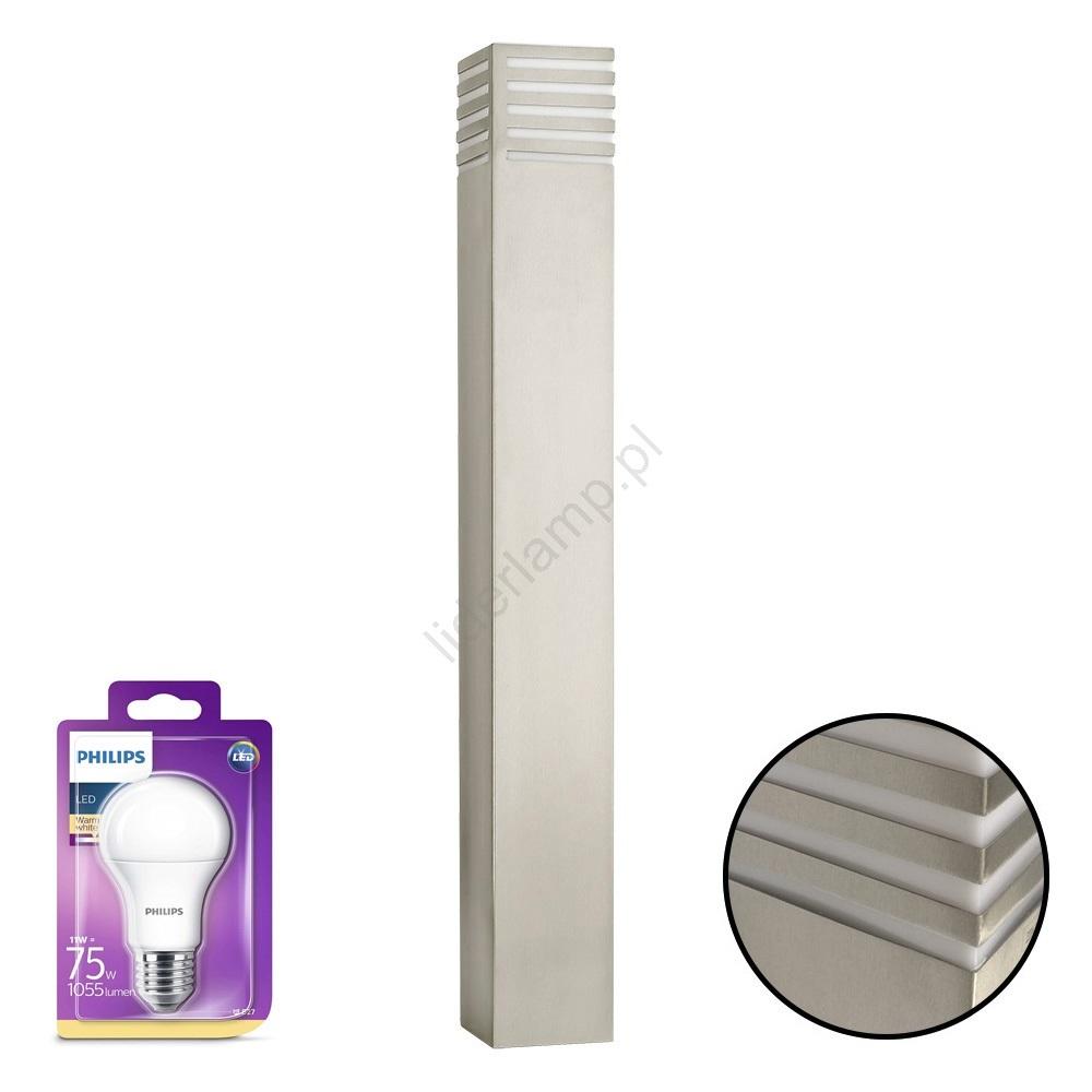 Philips 164134716 Led Oświetlenie Zewnętrzne Mygarden Veranda 1xe2711w230v 1xe2720w