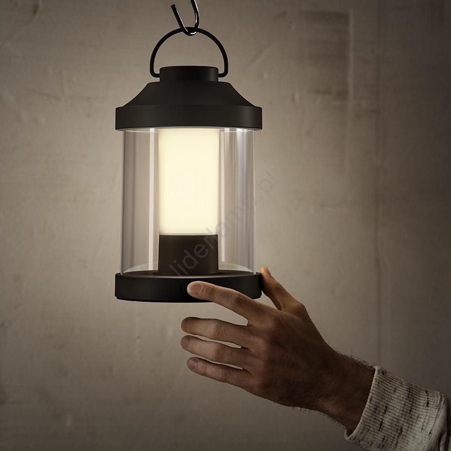 Philips 1736030p0 Led Przenośna Lampa Ogrodowa Abelia Led3w