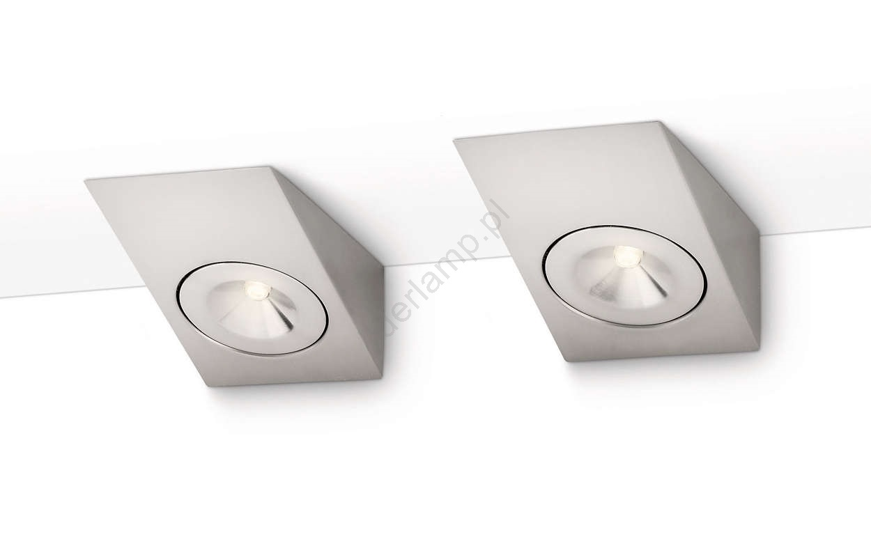 Philips 338021716 2xset Led Oświetlenie Podszafkowe Finesse 2xled2w230v