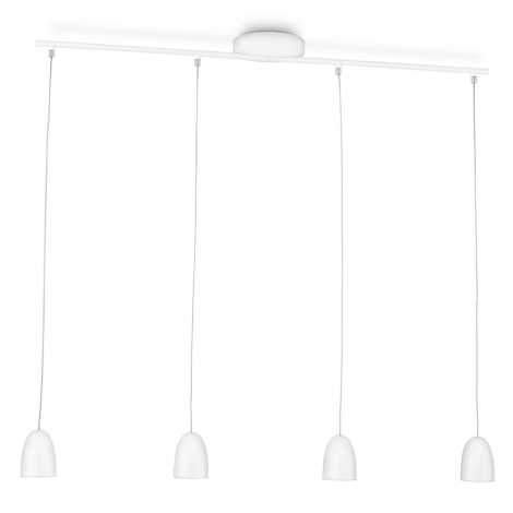 Philips 40922/31/16 - LED Lampa wisząca MYLIVING WOLGA 4xHighPower LED/4W/230V