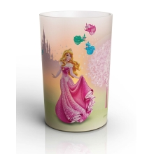 Philips 71711/25/16 - LED Lampa stołowa CANDLES DISNEY SLEEPING BEAUTY LED/1,5W