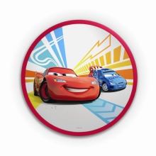 Philips 71761/32/16 - LED Kinkiet dziecięcay DISNEY CARS 1xLED/7,5W/230V